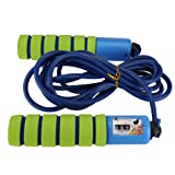 Fashionclubs Adjustable Skipping Jump Rope with Counter And Comfortable Handle