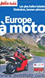 Petit Futé Europe à moto