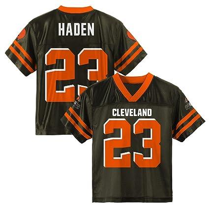 best service 59904 9f5e0 Amazon.com : Outerstuff Joe Haden NFL Cleveland Browns ...