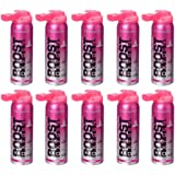 Boost Oxygen Pink Grapefruit Portable Oxygen Pocket Size (10 Pack)