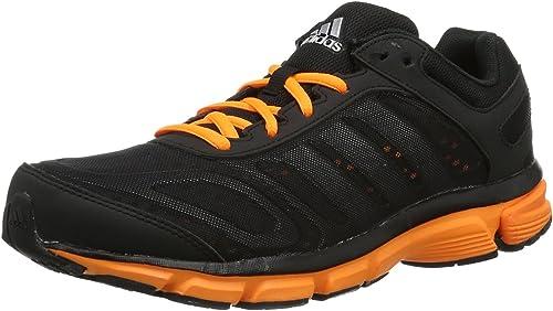Mediador Erradicar vestido  adidas Mens Exerta 2 Running Shoes Black Schwarz (BLACK 1 / METALLIC SILVER  / SOLAR ZEST) Size: 40 2/3: Amazon.co.uk: Shoes & Bags