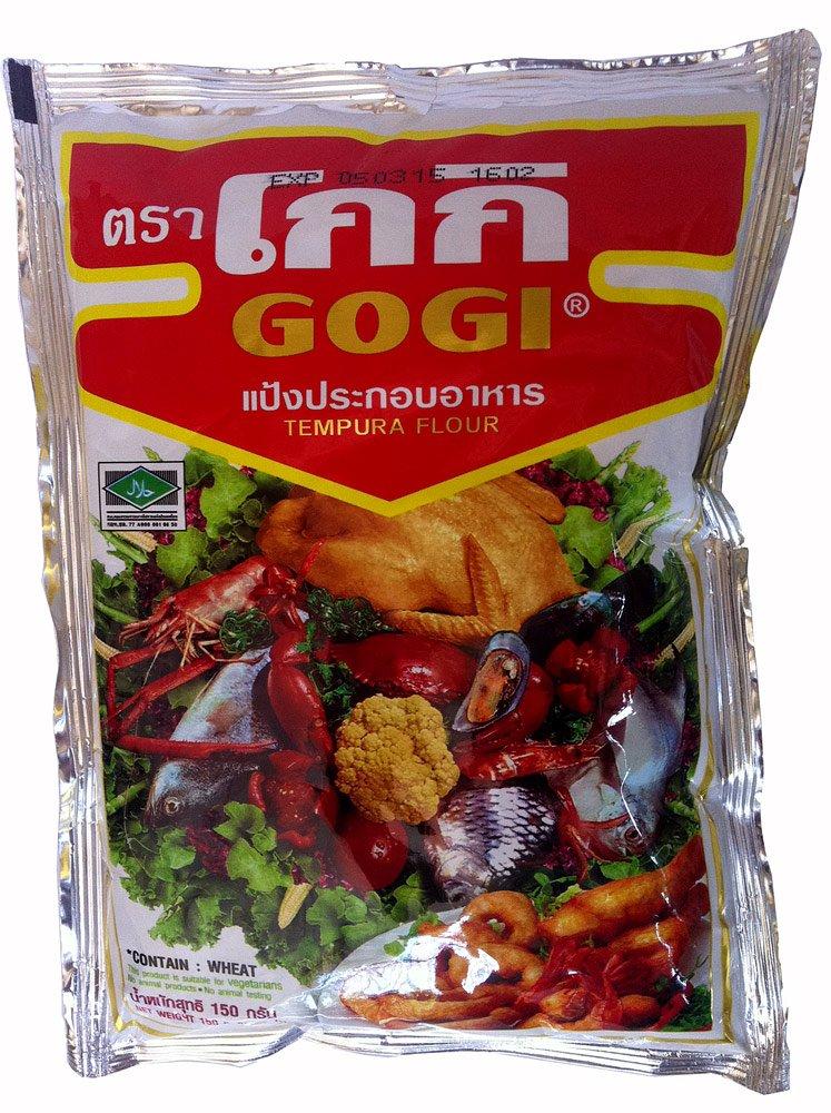 Tempura Flour Seasoning Powder Gogi Net Wt. 5.3oz.