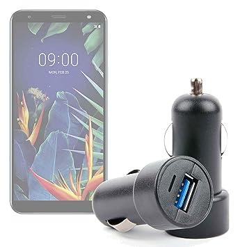 DURAGADGET Práctico Divisor De Auriculares para Smartphone Redmi ...