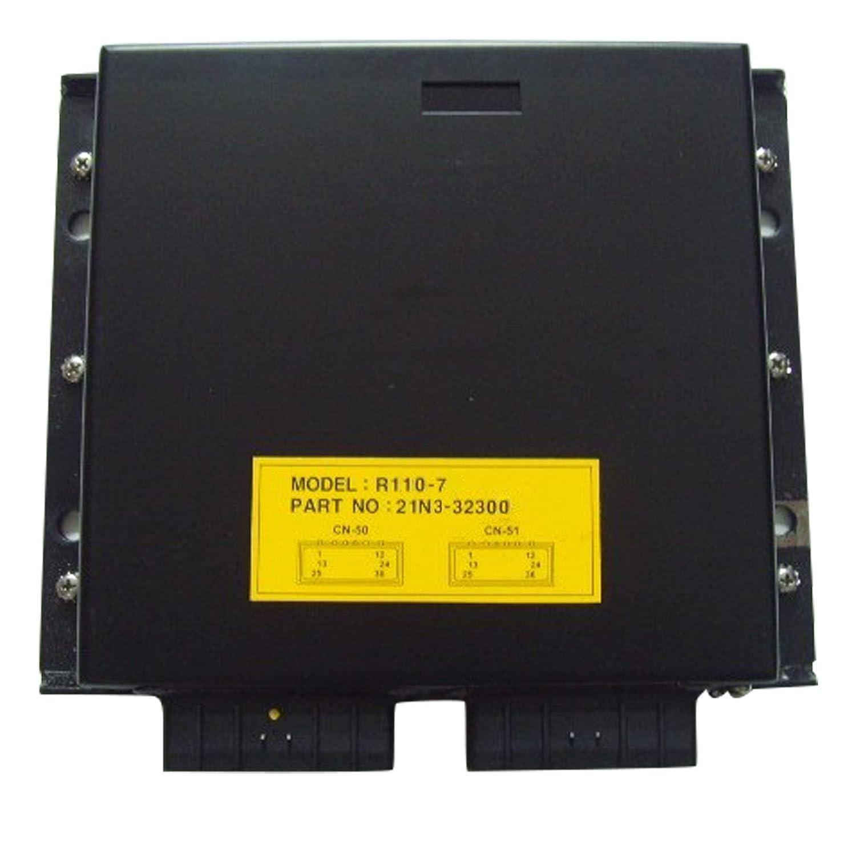 Amazon.com: Computer Board 21N3-32300 - SINOCMP Controller ECU Programmed  for Hyundai Robex 110-7 RX110LC-7 R110-7 Excavator Machine Control Unit, ...
