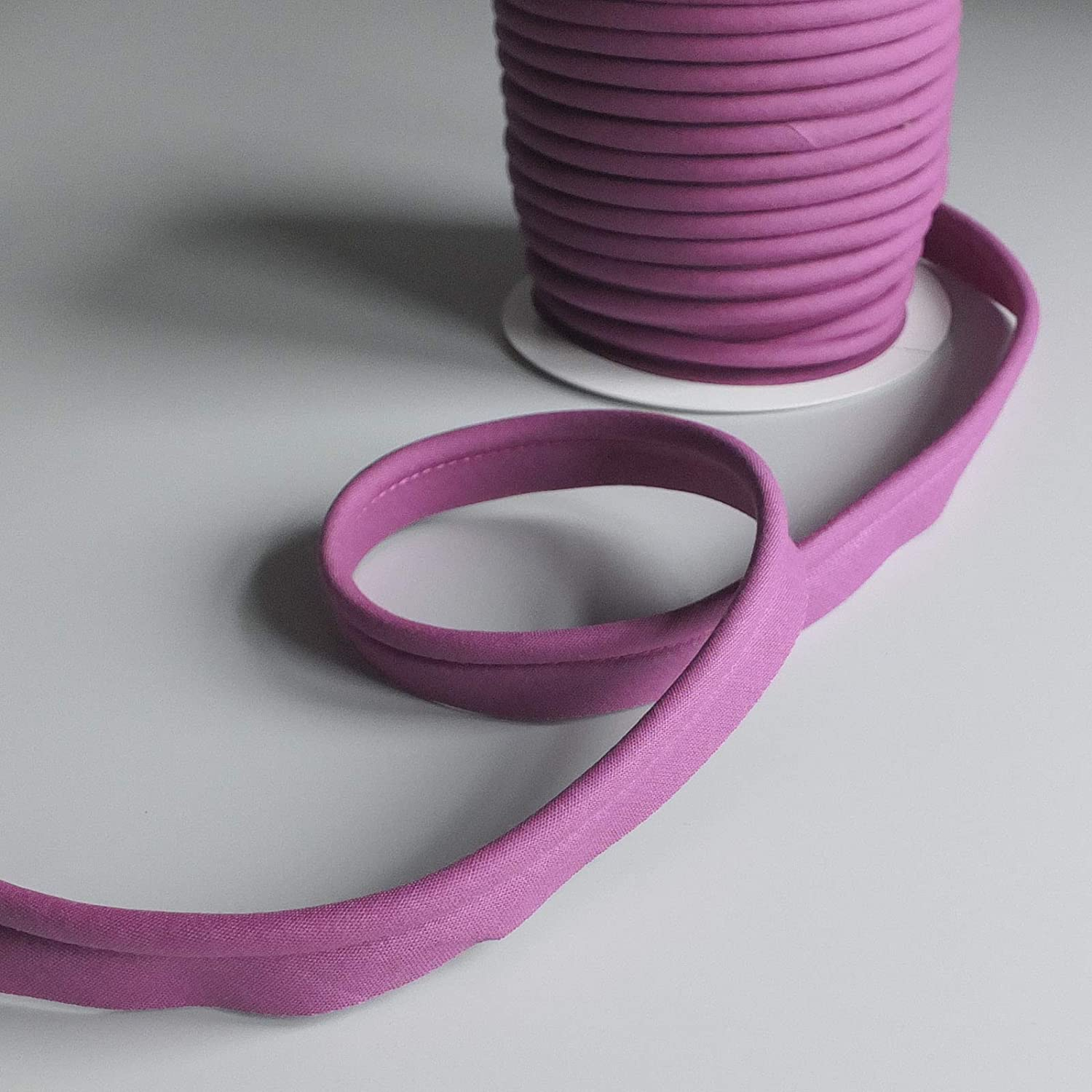 Skinny *Sold Per Metre* Red Polycotton Piping 3mm