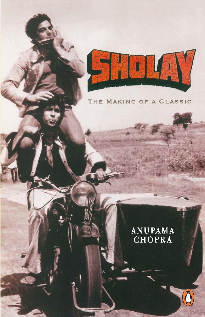 Image result for sholay anupama chopra