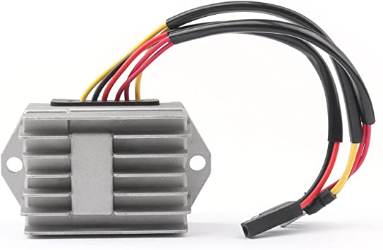 Artudatech Motorrad Spannungsregler Motorrad Spannungsregler Gleichrichter Für Guzzi Sport Corsa 1100 California Special Auto