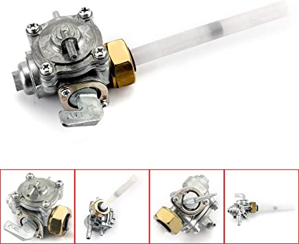 Gas Tank Fuel Switch Valve Vacuum Petcock for Honda CMX450C VT500C VT500FT GL500 VT500FT CB550SC CB650SC GL650I