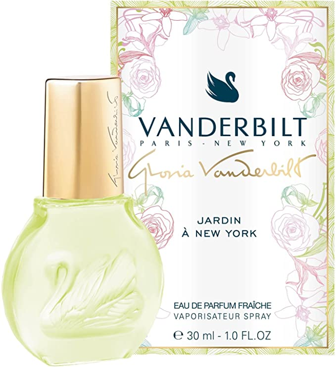 G. Vanderbilt Jardin à New York Agua de perfume fresca, 30