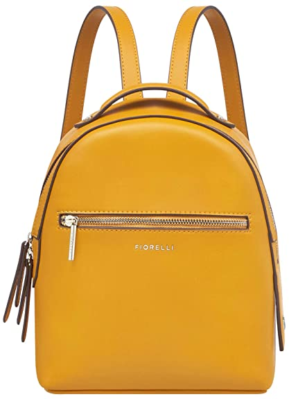 Fiorelli Anouk Small Backpack (Mustard)  Amazon.co.uk  Shoes   Bags