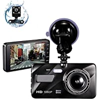 4X Digital Zoom Extra Wide 170 Degree G-Sensor Cyclotronix 2.4 DVR Dash Cam for Car w// 32GB Micro SD Included! Loop Recording 1080p Full HD Night Vision Motion Detection