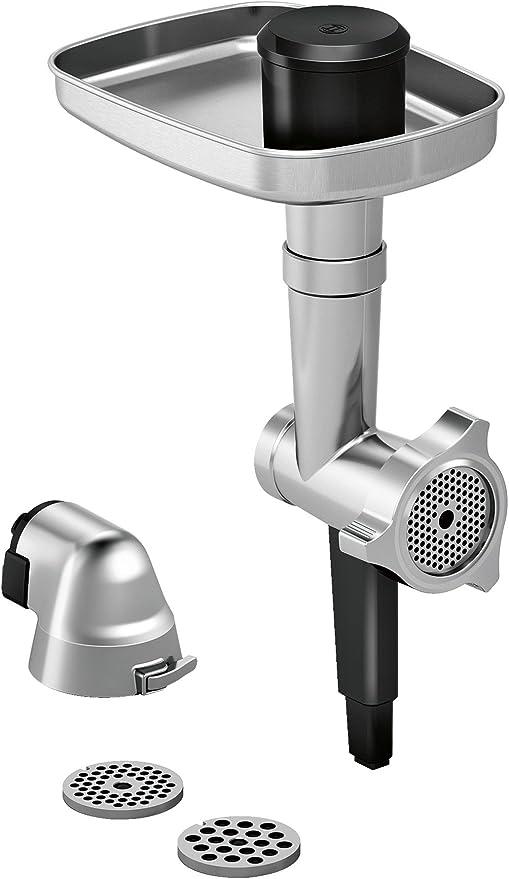 Bosch MUZ9FW1 Picador de carne, accesorio opcional para robots de ...