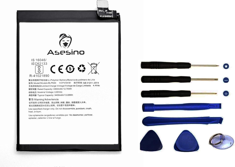 Bateria Compatible Con Oneplus 3t (3400mah)