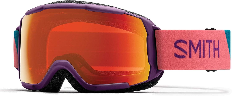 Smith Optics Grom Gafas de Esquí Unisex niños