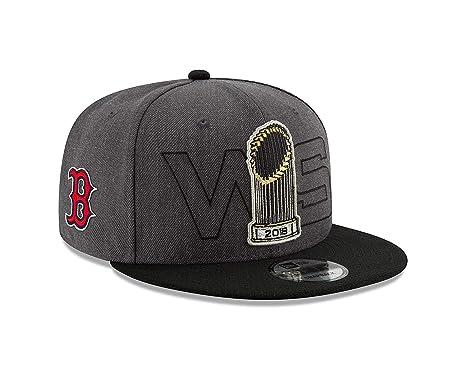 82b9dd14bde Amazon.com   New Era Boston Red Sox 2018 World Series Champions 950 ...