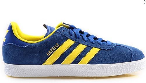 adidas gazelle homme jaune bleu