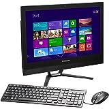 "Lenovo C50-30 F0B1007QUS - All-in-One PC / 23"" Multi-Touch Screen / Intel Core i3 4005U (1.70GHz) / 4GB DDR3 RAM / 500GB 7200RPM HDD / Windows 8.1"