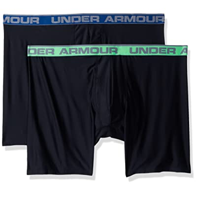 Under Armour Men's O-Series 9in Boxerjock (2 Pack)