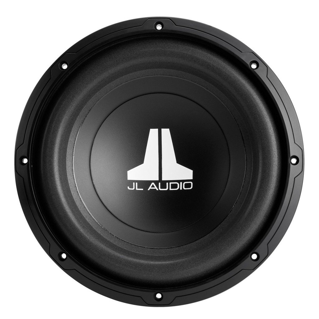 "Amazon.com: JL AUDIO 10W0V2-4 10"" SUBWOOFER 300 WATTS: Home Audio & Theater"