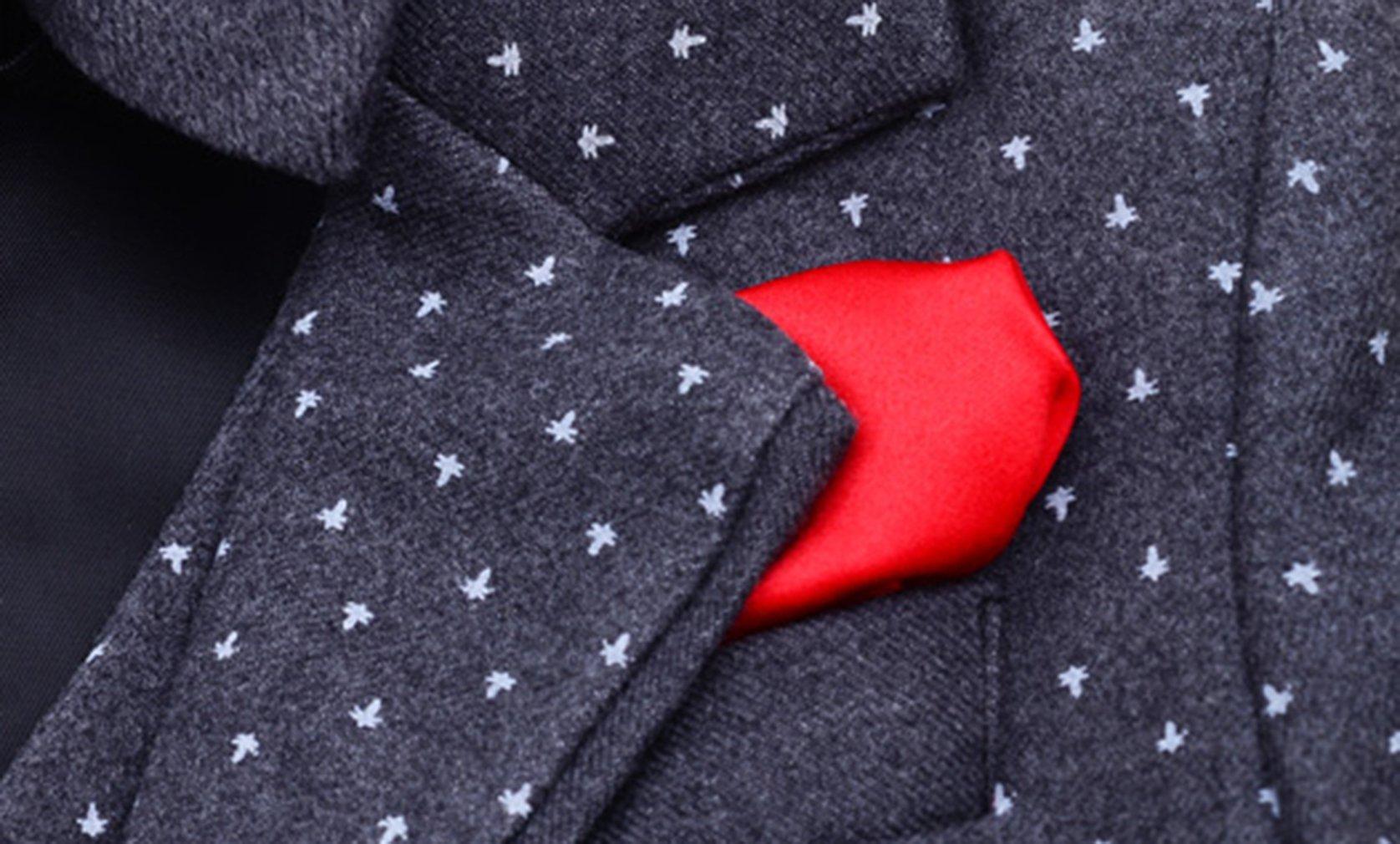 La Vogue Boys Formal 5 Piece Dress Suit Jacket Vest Shirt Pant and Bow S7 by La Vogue (Image #7)