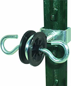 Field Guardian 2-Ring Gate Ends for T-Posts