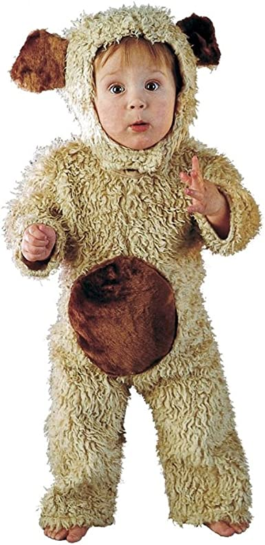 Oatmeal Teddybear Infant//Newborn Costume w Blankee