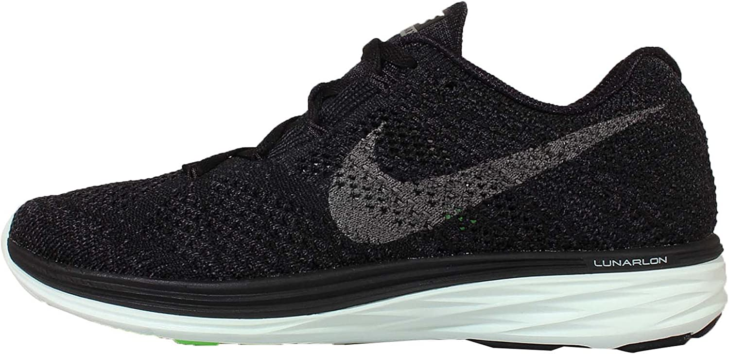 Nike Womens Flyknit Lunar3 LB Running Trainers 826838 Sneakers Shoes