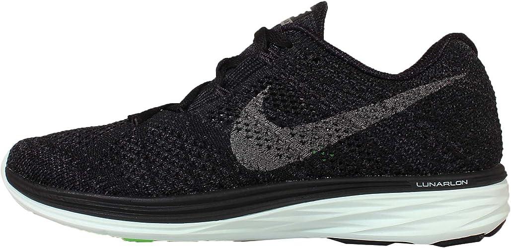 Nike Wmns Flyknit Lunar3 LB, Zapatillas de Running para Mujer ...