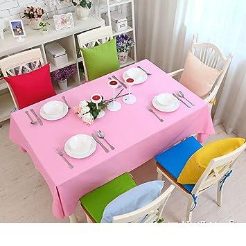 Renyang Bedeckt Farbe Essen Kleidung Feld Garten Kaffee Tabelle