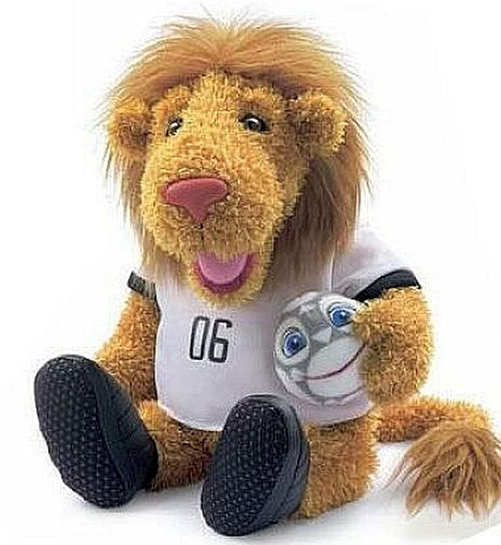 Nici Lowe Goleo Offizielle Maskottchen Der Fifa Wm 2006 50cm