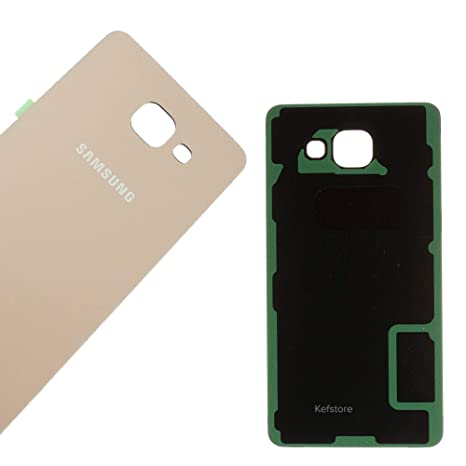 sports shoes 45e94 94348 Kefstore Battery Back Panel Glass for Samsung Galaxy A5: Amazon.in ...