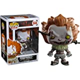 Funko Pop Movies- Pennywise with Rod - From the...