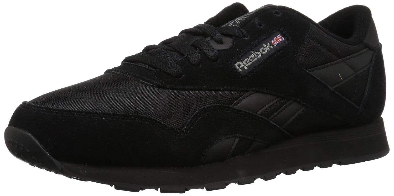 Reebok Classic Sneaker B071XX442N 3.5 D(M) US|Black/Black/Carbon
