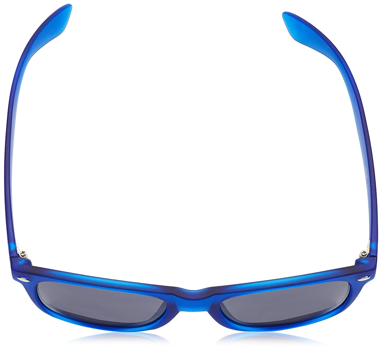 MSTRDS Unisex Sonnenbrille Likoma, Blau (Royal 4191), One size