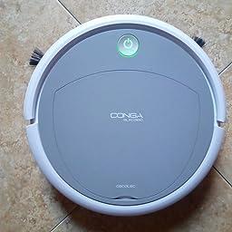 Amazon.es:Opiniones de clientes: Cecotec Robot Aspirador Conga ...
