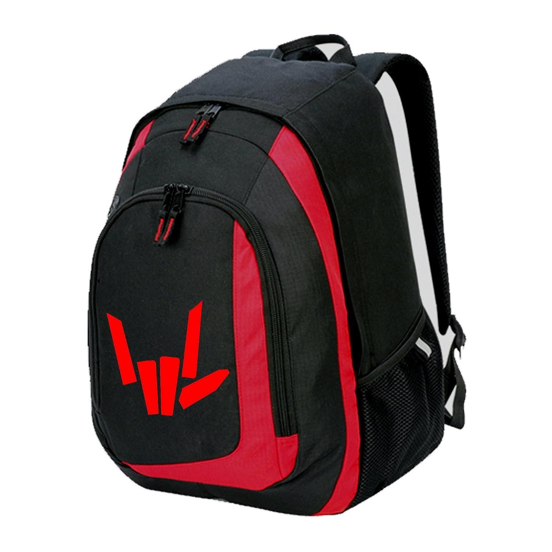 1191cec1e91 Rucksack Share The Love Backpack Youtuber Sharer Youtube Stephen Bag (Black  Bag)