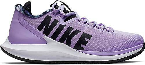 Court Air Zoom Zero Tennis Shoes Purple