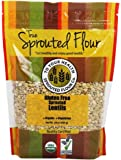 1 lb. Organic, Sprouted Lentils