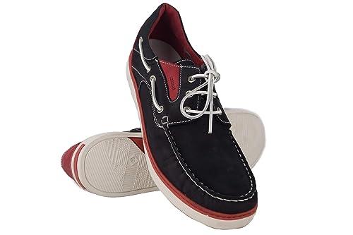 Zerimar Náuticos de Piel | Náuticos Hombre Verano | Zapatos Náuticos Hombre | Mocasines Hombre | Tallas Grandes 46-50: Amazon.es: Zapatos y complementos