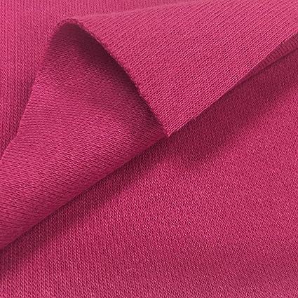 a7370e19d8b Amazon.com: USA Made 100% Cotton Interlock Knit Fabric (Wholesale ...