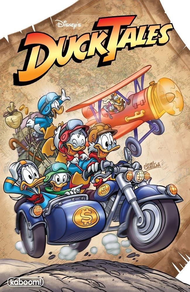 DuckTales Volume 1: Rightful Owners PDF