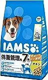 アイムス (IAMS) アイムス 7歳以上用 体重管理用 チキン 小粒 2.6kg