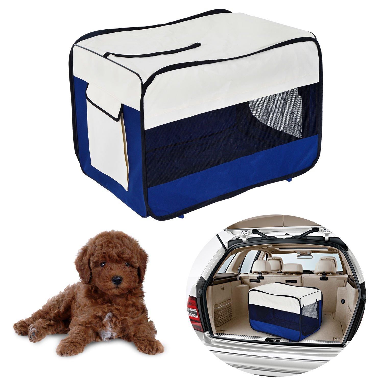 Transportin Plegable Mascotas Perros Gatos Cachorro Viaje 3 Tama/ños Bolsa Coche