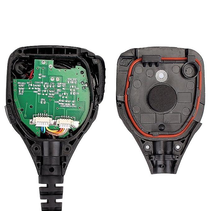 Amazon.com: Retevis 2 Pin Walkie Talkie Speaker Mic IP54 ...