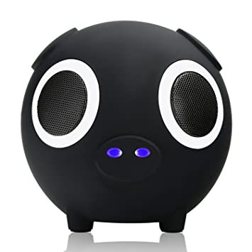 cute wireless speakers fars cute animal portable speaker power bank wireless bluetooth speakers with superior sound hands wireless amazoncouk