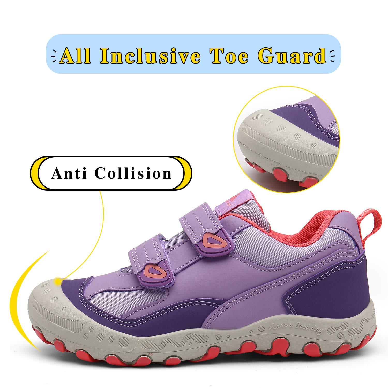 Mishansha Zapatillas de Deporte Ni/ños Ligeras Transpirable Zapatos de Correr Antideslizante Sneakers Unisex-ni/ños