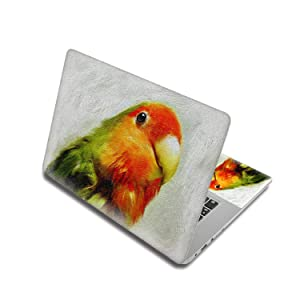 Computer Stickers Portable Decals Laptop Skin Notebook Cover For Dell/Asus/Toshiba/Sony/Macbook/Hp,15 Inch(38x27cm),Laptop Skin 5