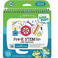 LeapStart Pre-Kindergarten Activity Book: Pre-K STEM and Teamwork