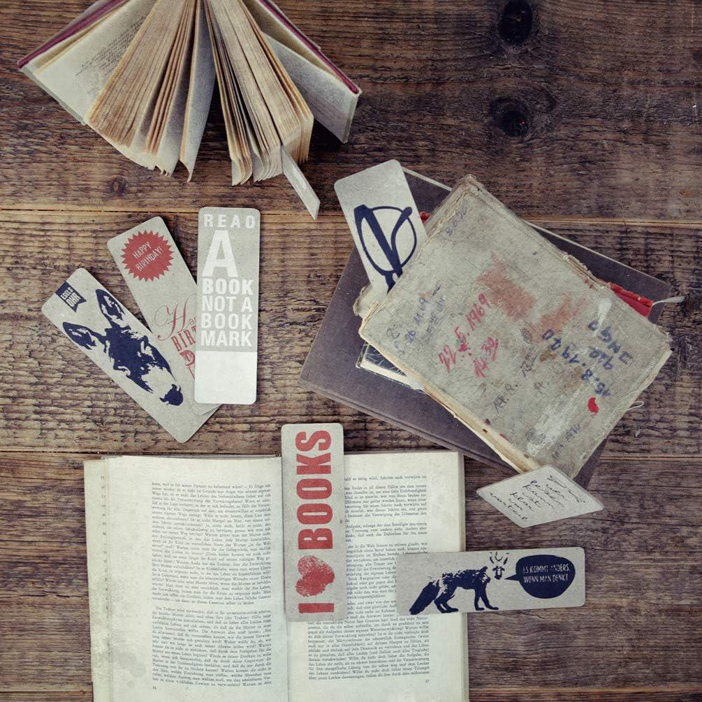 Good Old Crafts Lesezeichen Es kommt