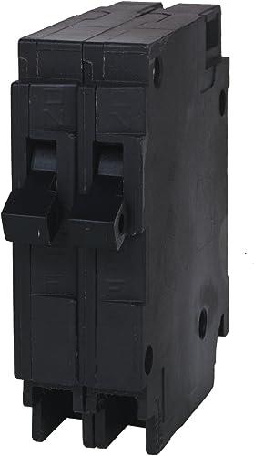 Siemens Parallax Power Components ITEQ3015 30 15A Duplex Circuit Breaker